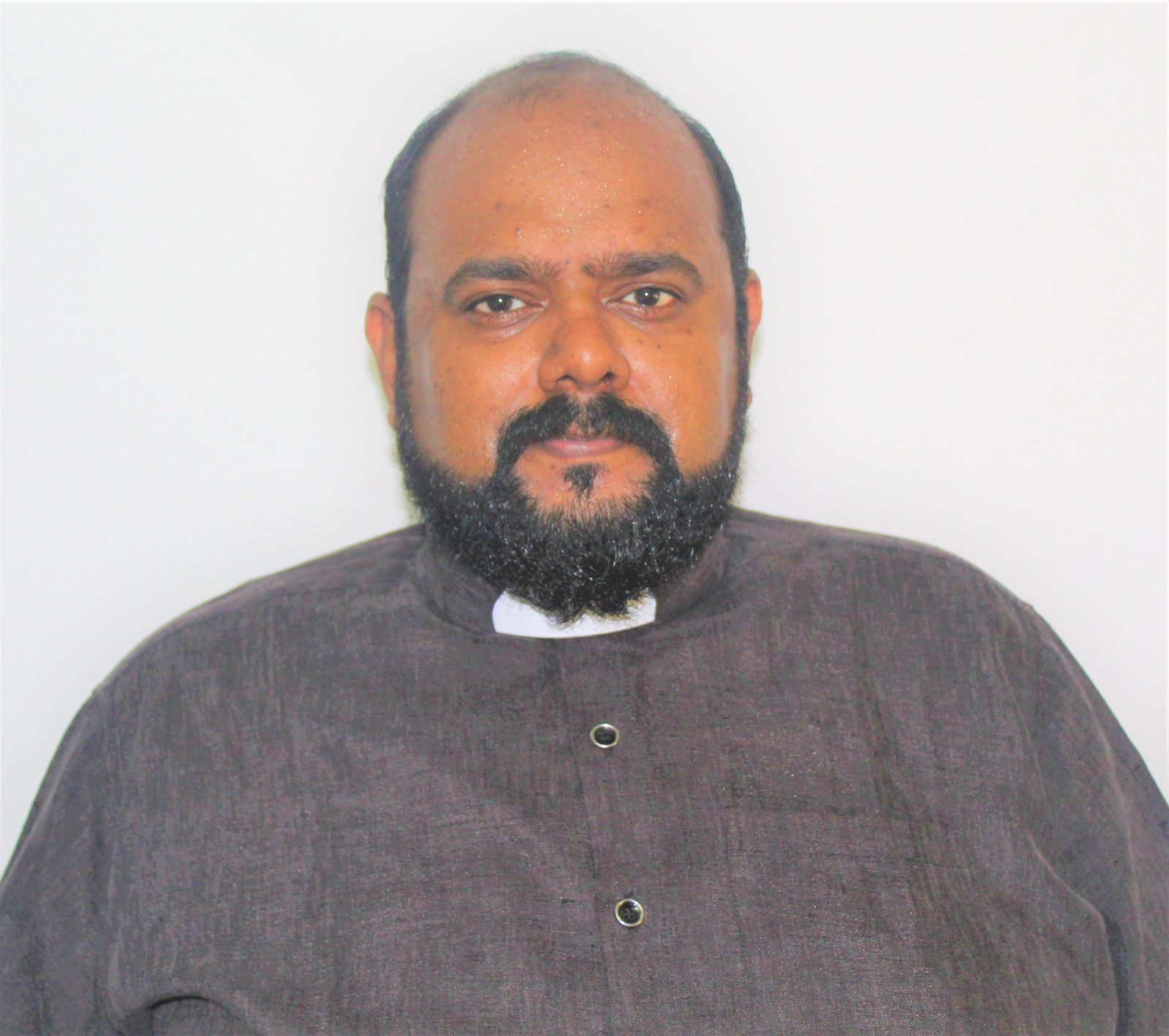 Revd. Dinesh D. Angolkar