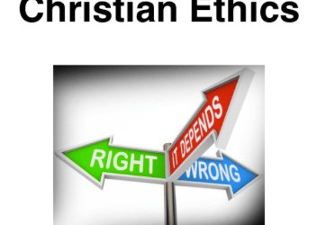BTE01 Introduction to Christian Social Ethics- BD II