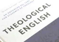 BGN02 Theological English- BD I